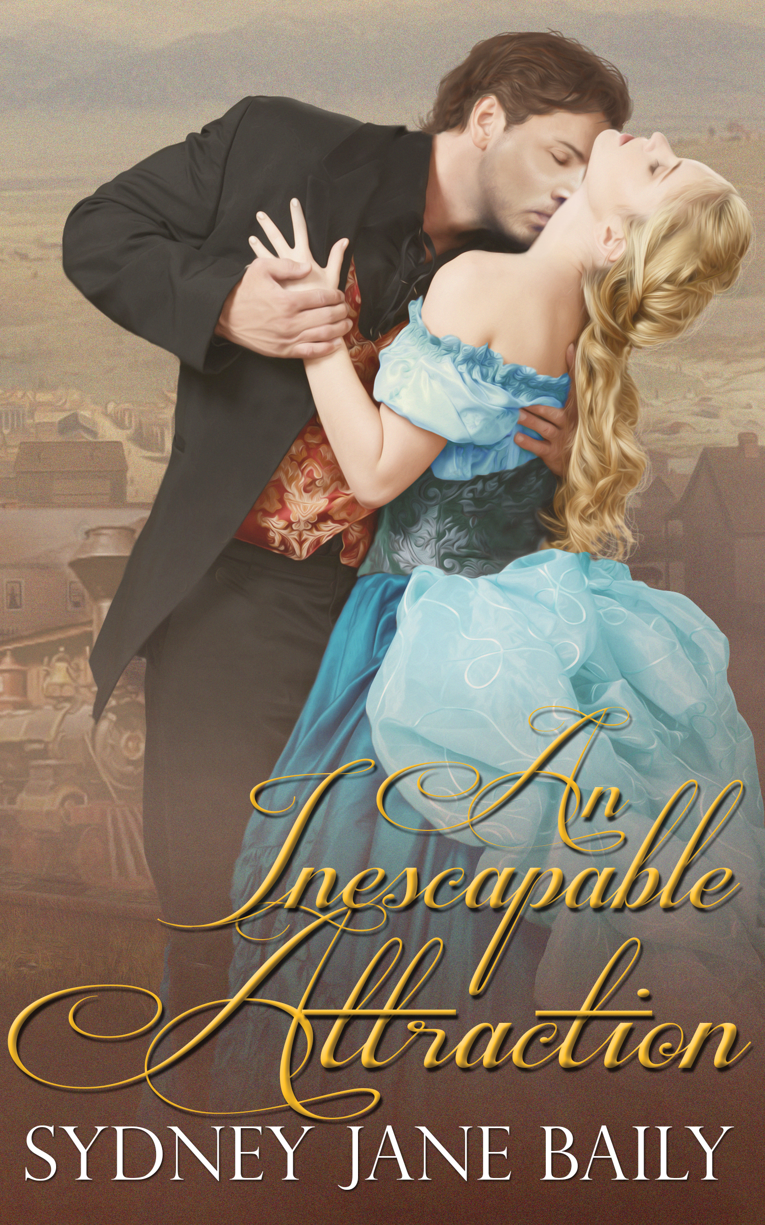 An Inescapable Attraction cover